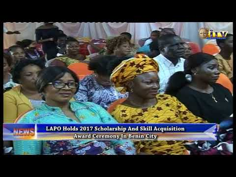 LAPO Holds 2017 Scholarship And Skill Acquisition Award Ceremony In Benin City