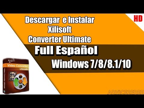 ★Descargar【Xilisoft Video Converter Ultimate✔】[ 2018 ]   Para Windows 10/8.1/8/7 
