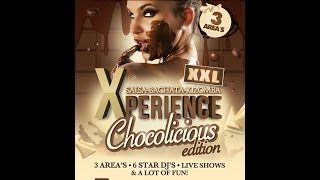 Xperience XXL Chocolicious edition 2014 salsa bachata kizomba party TC Dance, Turn me on Kizomba