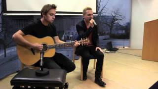 Al Axy & Paul Dolejschi - All That I'm Living For (Live Acoustic Version)