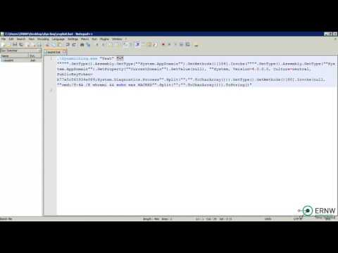 LINQ Injection Demo