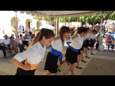 "Temecula Greek Festival ~ 2013, ""Neo Kyma ~ Cardiff Greek Dance Group""!! OPA"