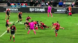 """Big Hit Rugby Video """"Analysis of Sam Cane"""""""
