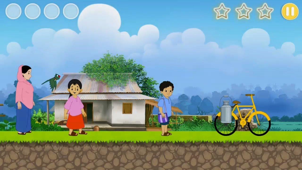 Meena Cartoon New Epidose Will Meena Leave School Hd Children
