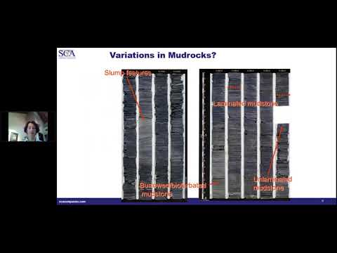 Mudrock Sedimentology on Unconventional Shale Reservoirs by Dr. Ursula Hammes