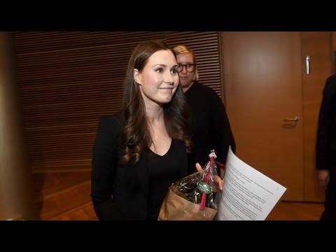 سانا مارين أصغر رئيسة وزراء في تاريخ فنلندا  - نشر قبل 6 ساعة