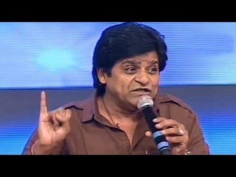 Ali Talking In Attarintiki Daredi Success Meet | 2013 | HD