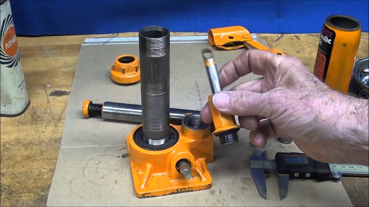 What Makes It Work 17 Pt 2 Of 2 Quot How A Hydraulic Jack