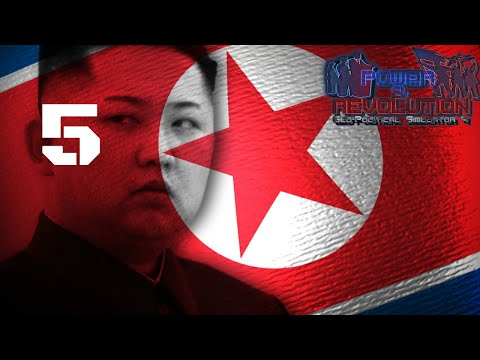 Power and Revolution (Geopolitical Simulator 4)North Korea Part 5 Preparing For War 2018 Add-on