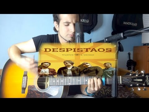 Despistaos - Vuelve a verme (cover By MiLo)
