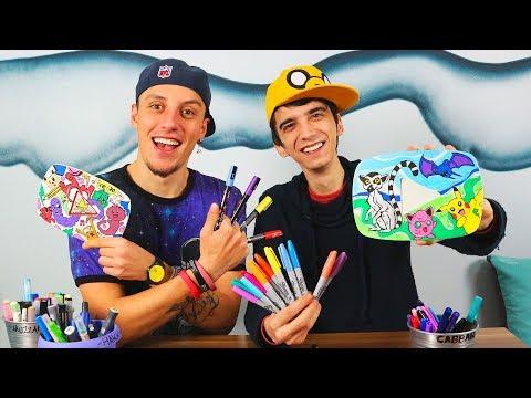 Youtube Ödülüne GRAFFITI Yapmak! W/ Doğukan Oraklı