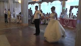 """Первый танец Марсель """"Свадебнач"""""""