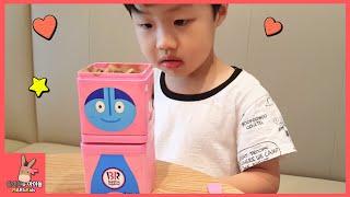 레고 장난감 같은 아이스크림 발견 ♡ 배스킨라빈스 31 아이스크림 먹방 Baskinrobbins Lego Ice Cream Mukbang | 말이야와아이들 MariAndKids