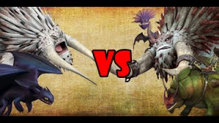 How To Train Your Dragon 2 - Tournament Battle 1 | SPORE