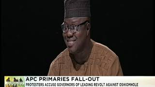 Journalists' Hangout   APC Primaries Fall-out