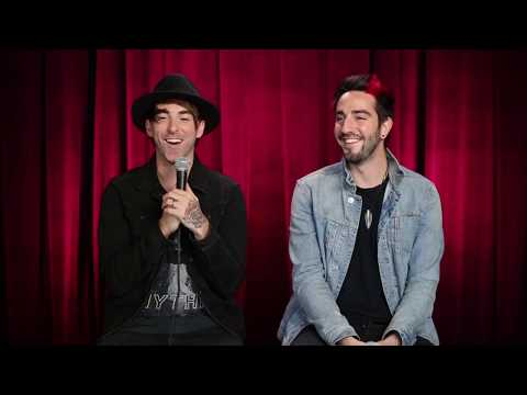 ALL TIME LOW - Alex Gaskarth & Jack Barakat - Friends Without Benefits