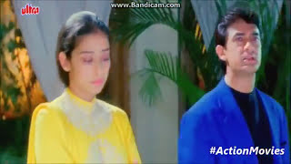 Mann Song Aamir Khan And Manisha Koirala