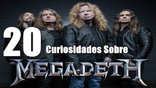DAVE MUSTAINE,UN EJEMPLO   Megadeth 20 curiosidades   Tops Metal