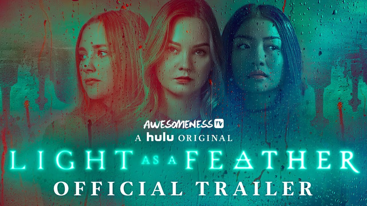 Download LIGHT AS A FEATHER: Season 2 Trailer (Official) | Watch now on Hulu!