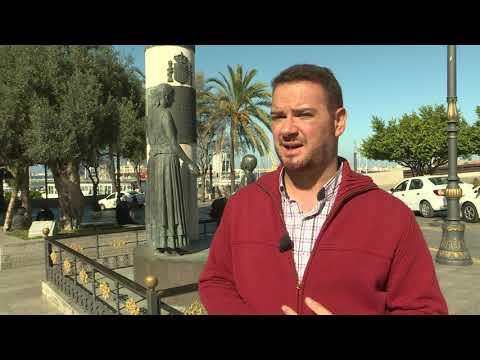 Muñoz Arbona quiere dar a conocer a Ceuta en el Senado