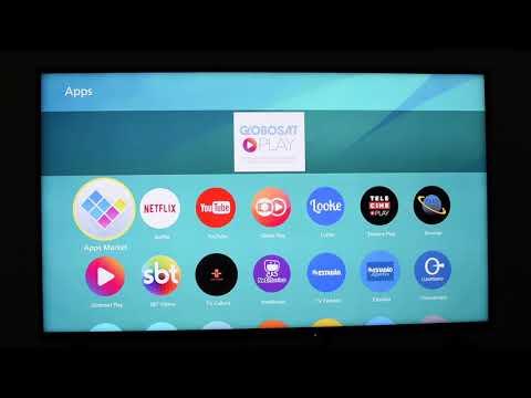 "TV 49""4K Panasonic TC-49EX600B Linha 2017"