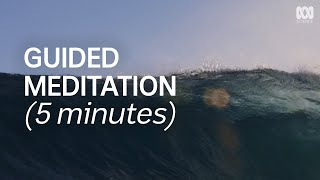 How To Be Present With Mindfulness (5 Minute) | Natural Mindful