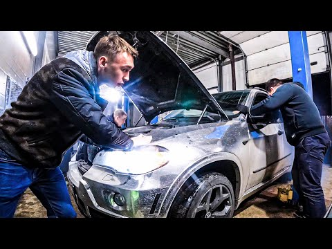 BMW X5 за 600к / Понторезка сдохла..