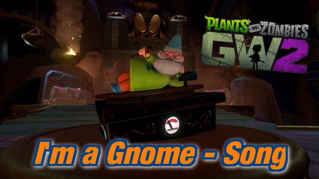 I 39 M A Gnome Plants Vs Zombies Garden Warfare 2 Song Free Download Youtube