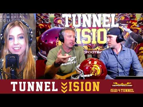 Tunnel Vision - USC Vs. Arizona Homecoming Game Preview