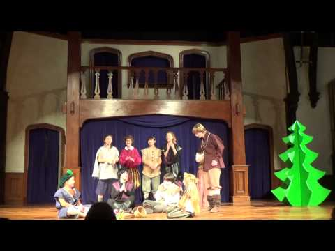 The Baltimore Shakespeare Factory's Touchstone Players' As You Like it  2014 By: William Shakespeare
