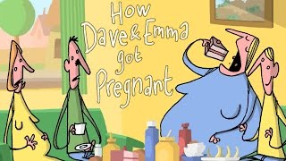 Pregnant cartoons Interracial