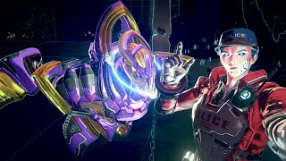Astral Chain: Quick Look (Video Game Video Review)