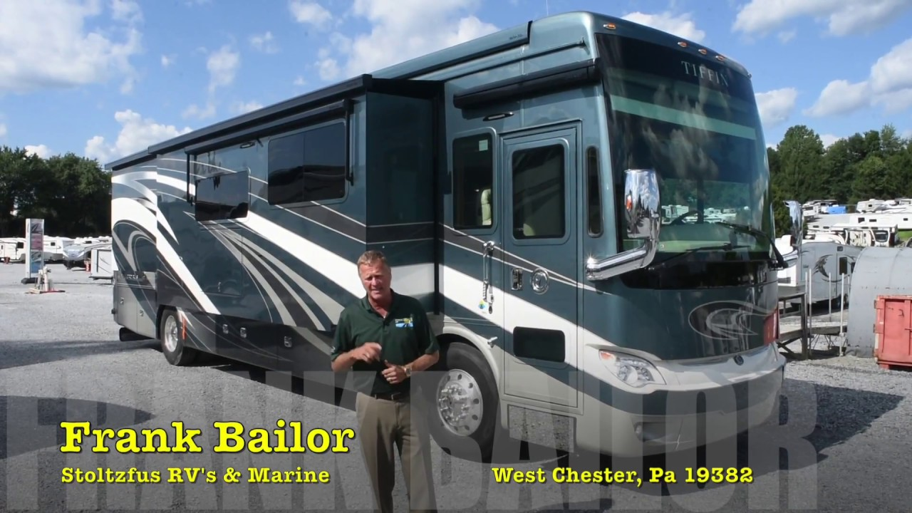 Insider:2018 Tiffin Motorhomes ALLEGRO BUS 40SP West Chester, Pa near  Harrisburg
