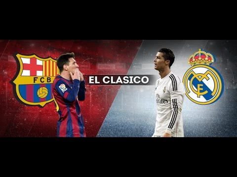 REAL MADRID VS BARCELONA - EL CLASICO 2017 - LIVE STREAM HD EN VIVO AO VIVO