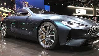Вот она, BMW 8 Series 2018