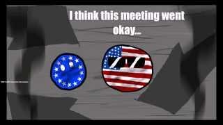 The Countryballs: UN Meeting (Animation)