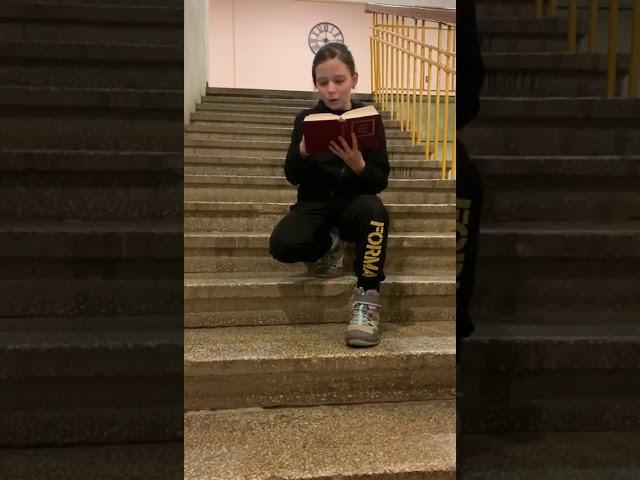 Ева Вренбух читает произведение «Одиночество» (Бунин Иван Алексеевич)