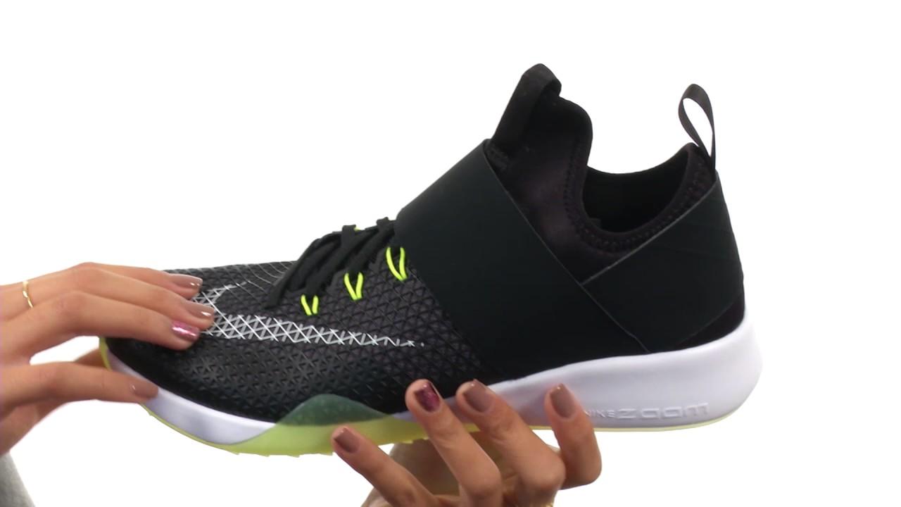 6720c20decbd9 Nike Air Zoom Strong SKU 8770856 - YouTube