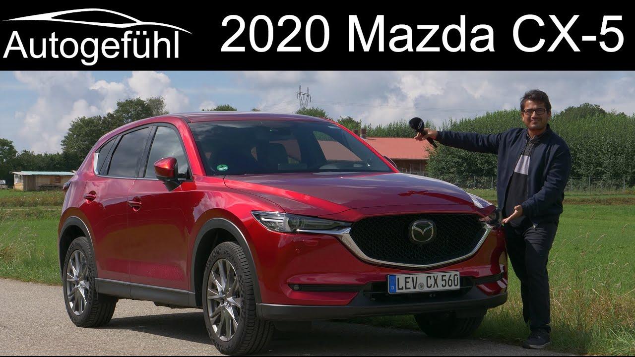 mazda cx-5 full review facelift 2020 2021 skyactiv-g 2.0 l