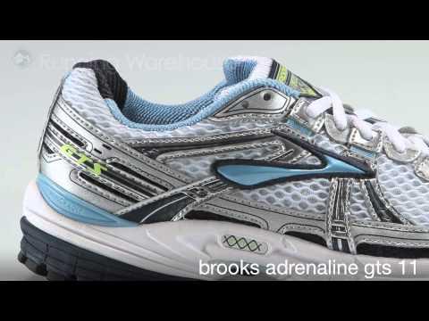 e53895b29b6 Brooks Adrenaline GTS 11 Women - Duration  2 21. Running Warehouse 1