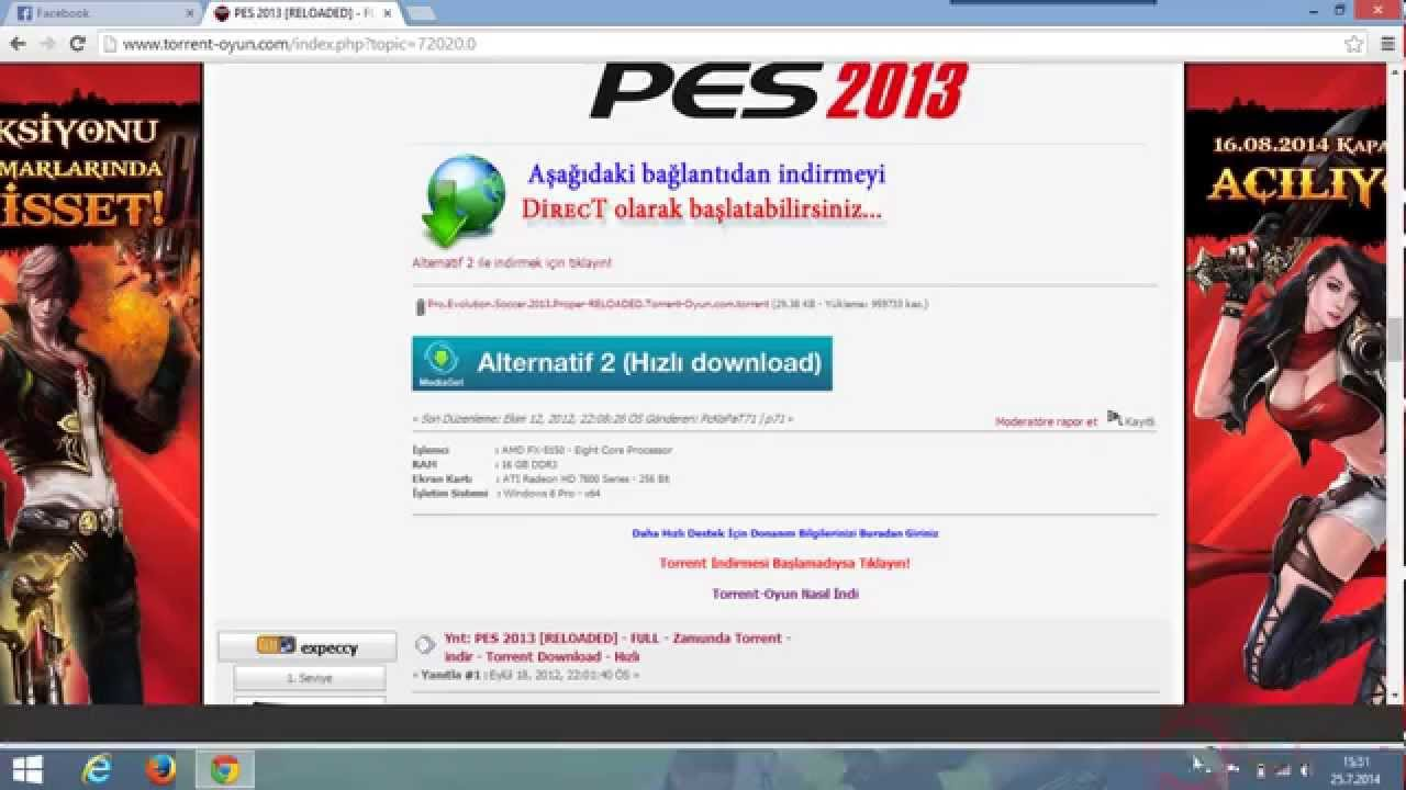 Download and install patch 6. 0 for pes 2013 youtube.
