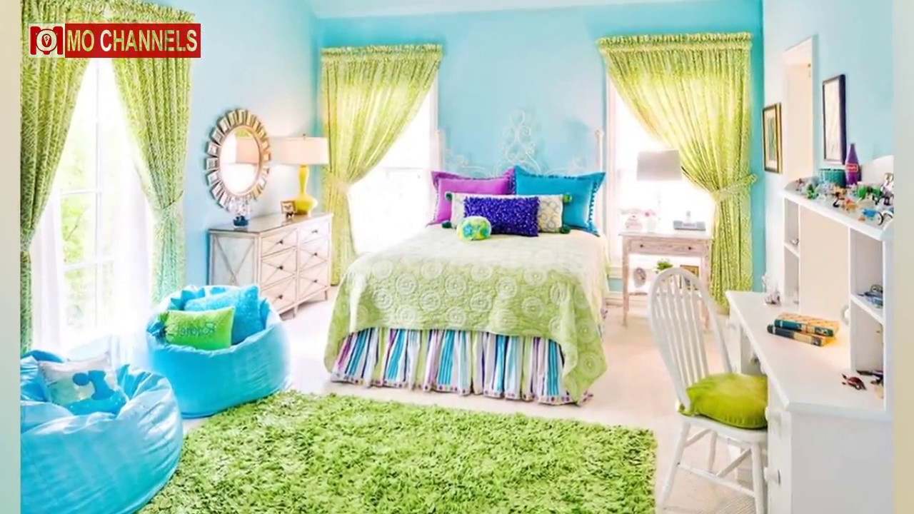 Best 30 Blue And Green Bedroom Design Ideas Youtube