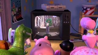 Toy Story 2 - Let me take the wheel (HD clip)