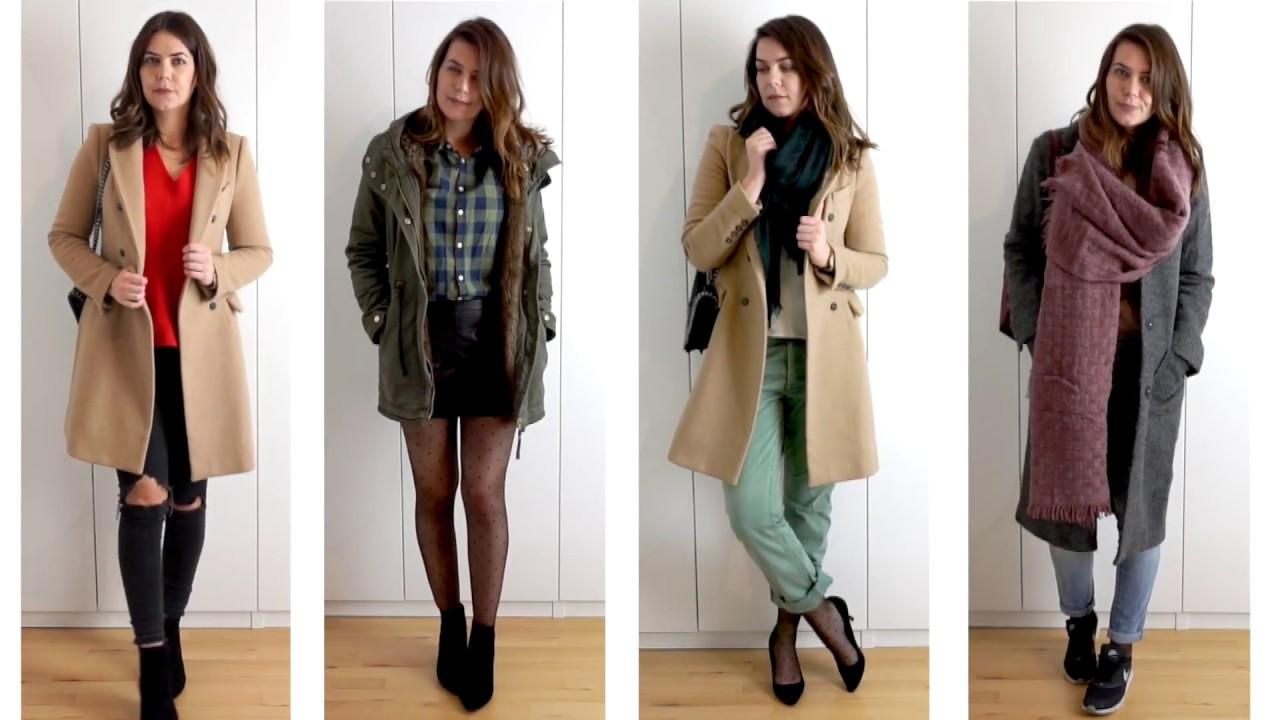 FALL / WINTER LOOKBOOK   Herbst / Winter   Fashion Haul   jucepauline