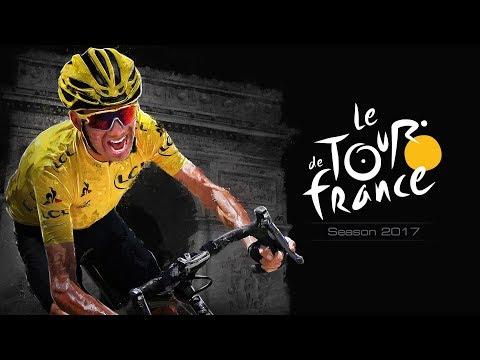 Le Tour de France 2017 Gameplay - Vesoul - Troyes / PS4