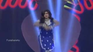 Noor Dance performance in lux style award   Video Dailymotion