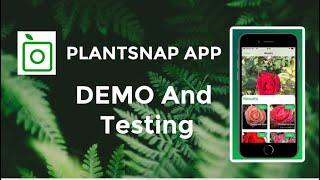PlantSnap Plant Identification App Demo And Testing screenshot 5