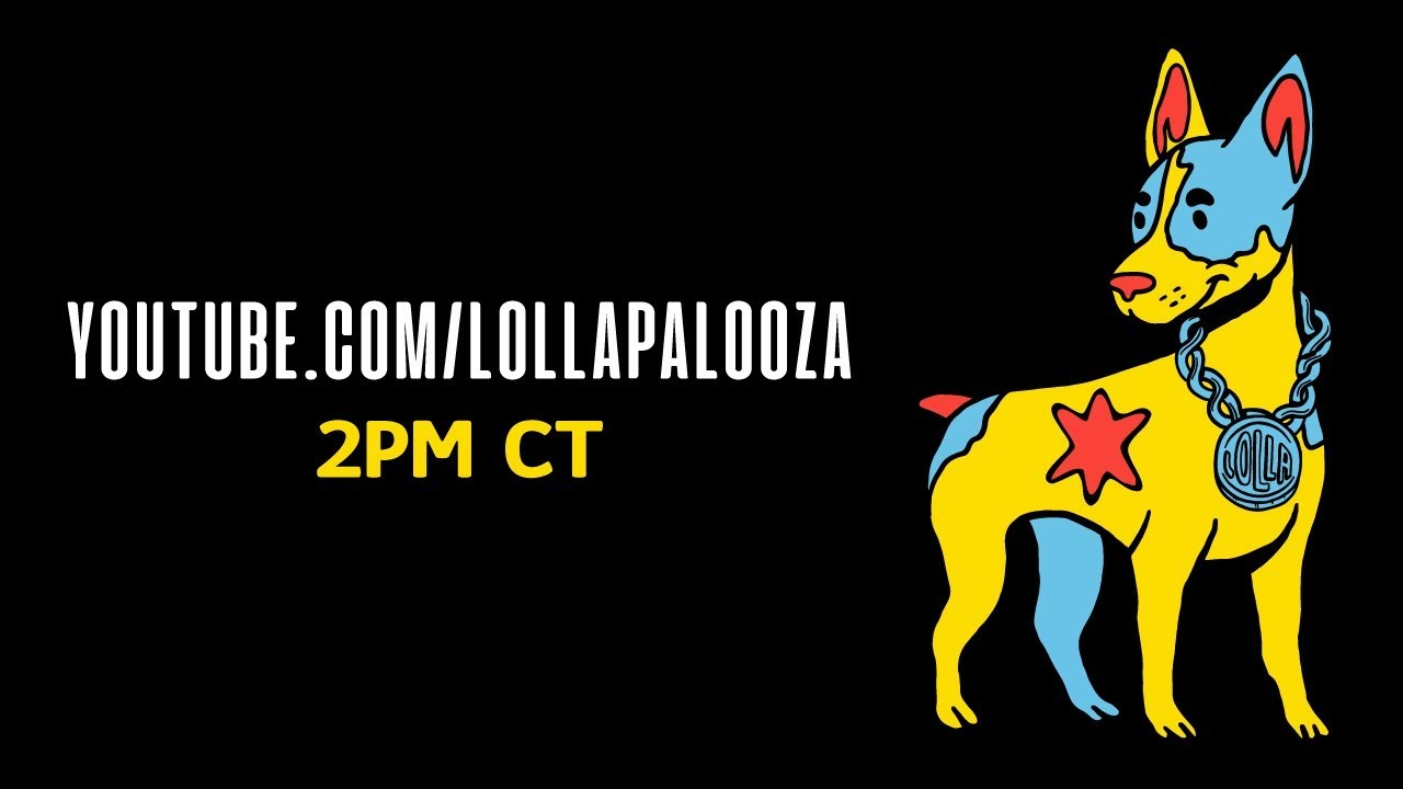 Lollapalooza 4-day passes on sale today