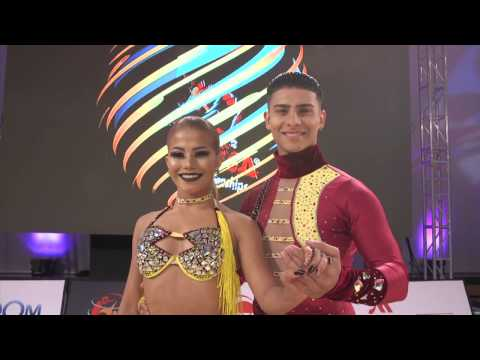 Adrianita & Jeferson  (2nd Place/Cabaret) (World Salsa Champ