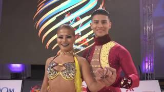 Adrianita & Jeferson  (2nd Place/Cabaret) (World Salsa Championship) 2016